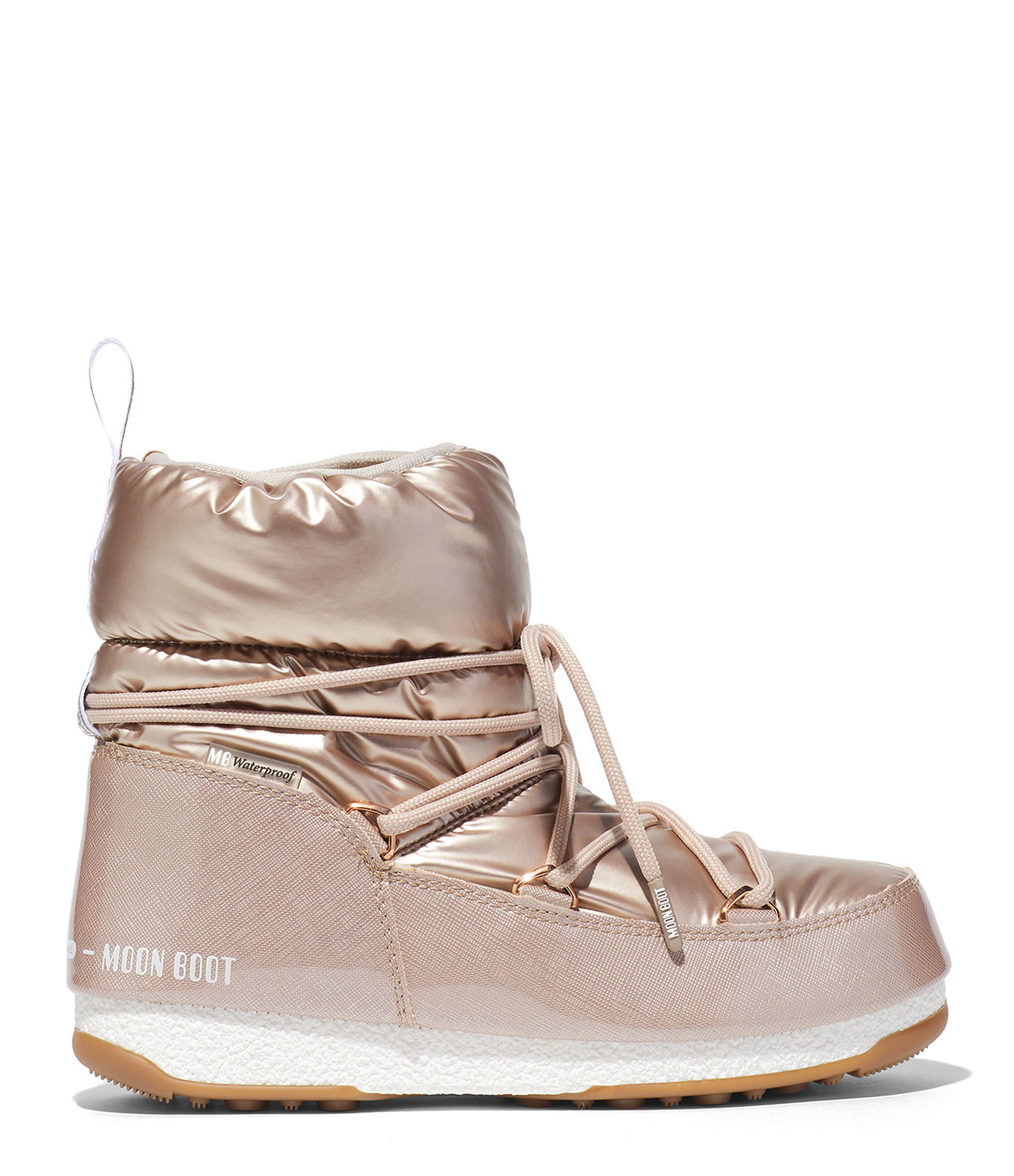 MOON BOOT - Moon Boot Basses Pillow Rose Poudré