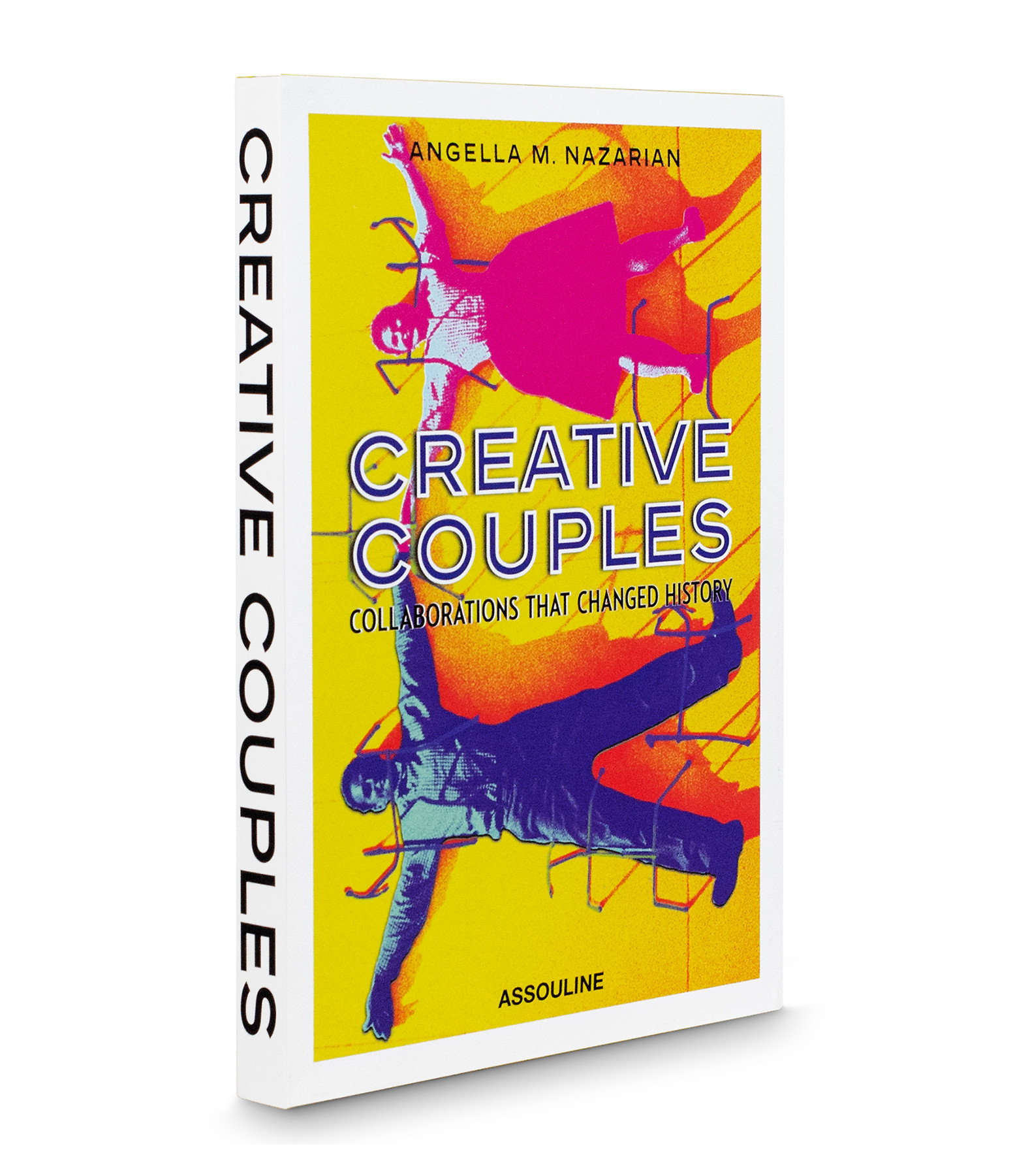 ASSOULINE - Livre Creative Couples : Collaborations That Changed History
