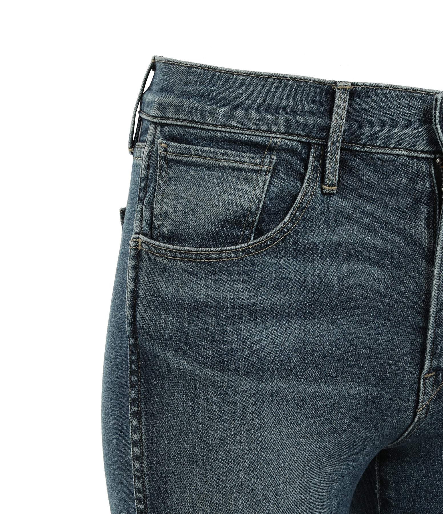 3x1 - Jean W3 Straight Authentic Crop Ace