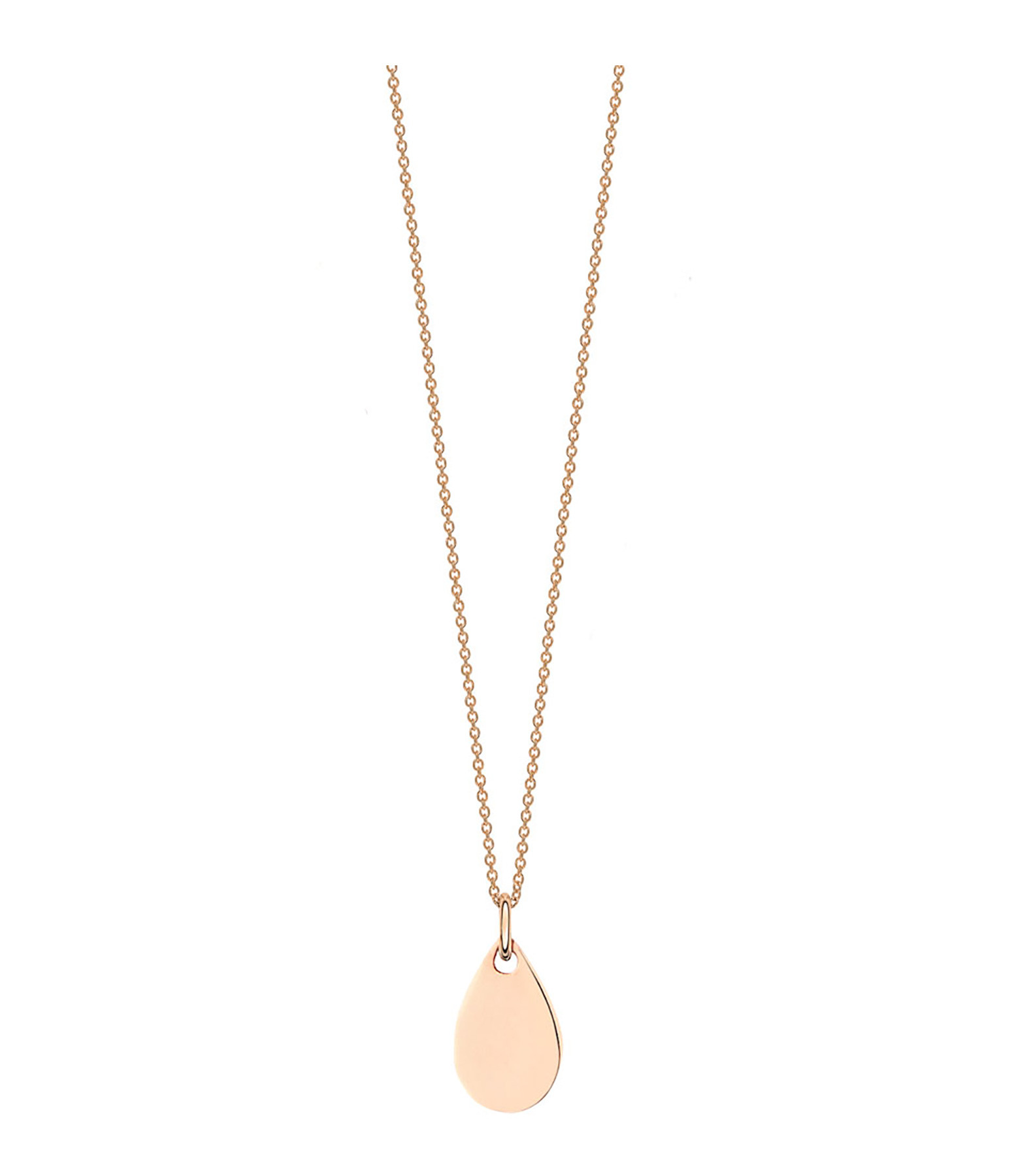 GINETTE NY - Collier Mini Bliss Or Rose