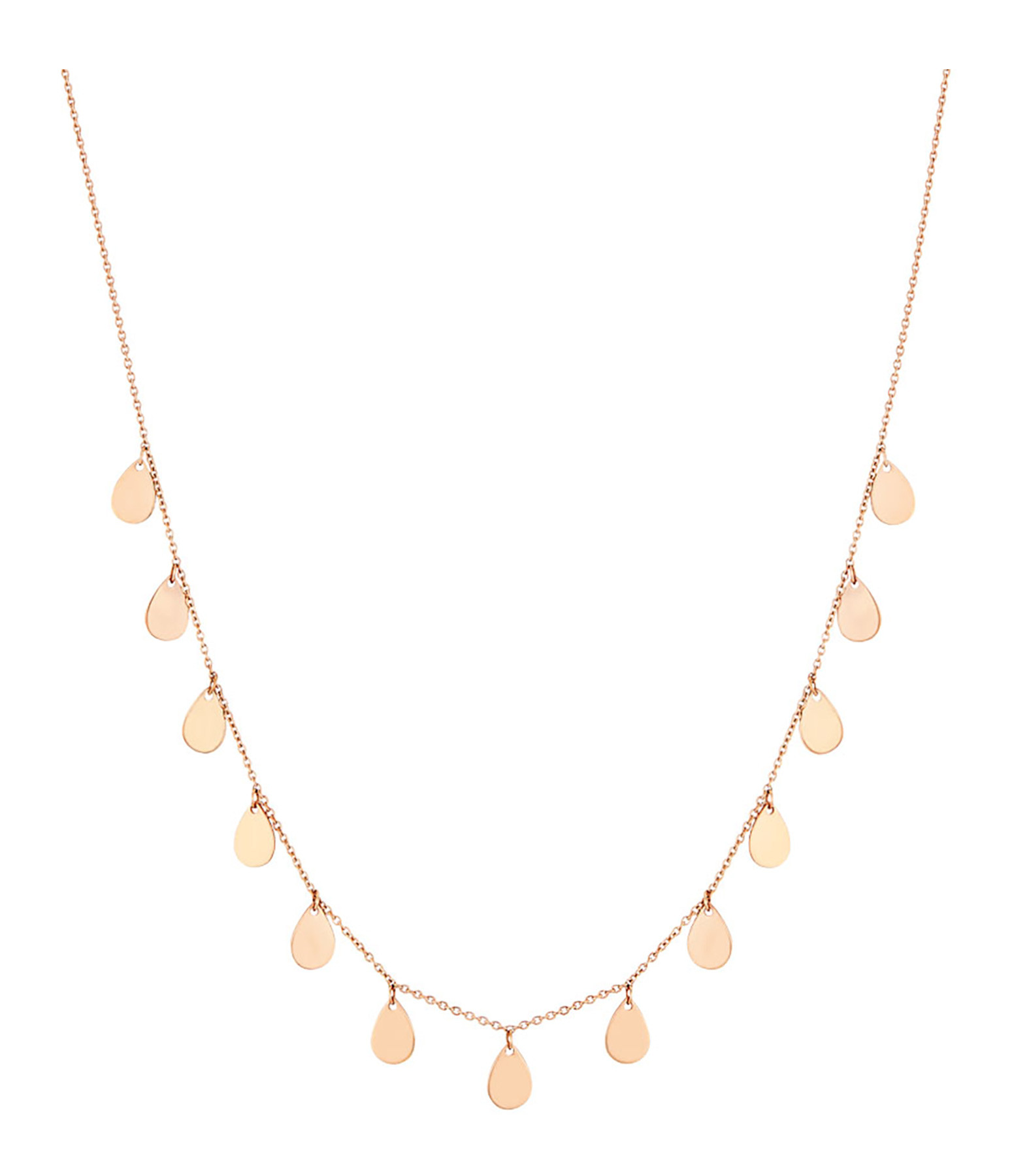GINETTE NY - Collier Tiny 13 Bliss Or Rose