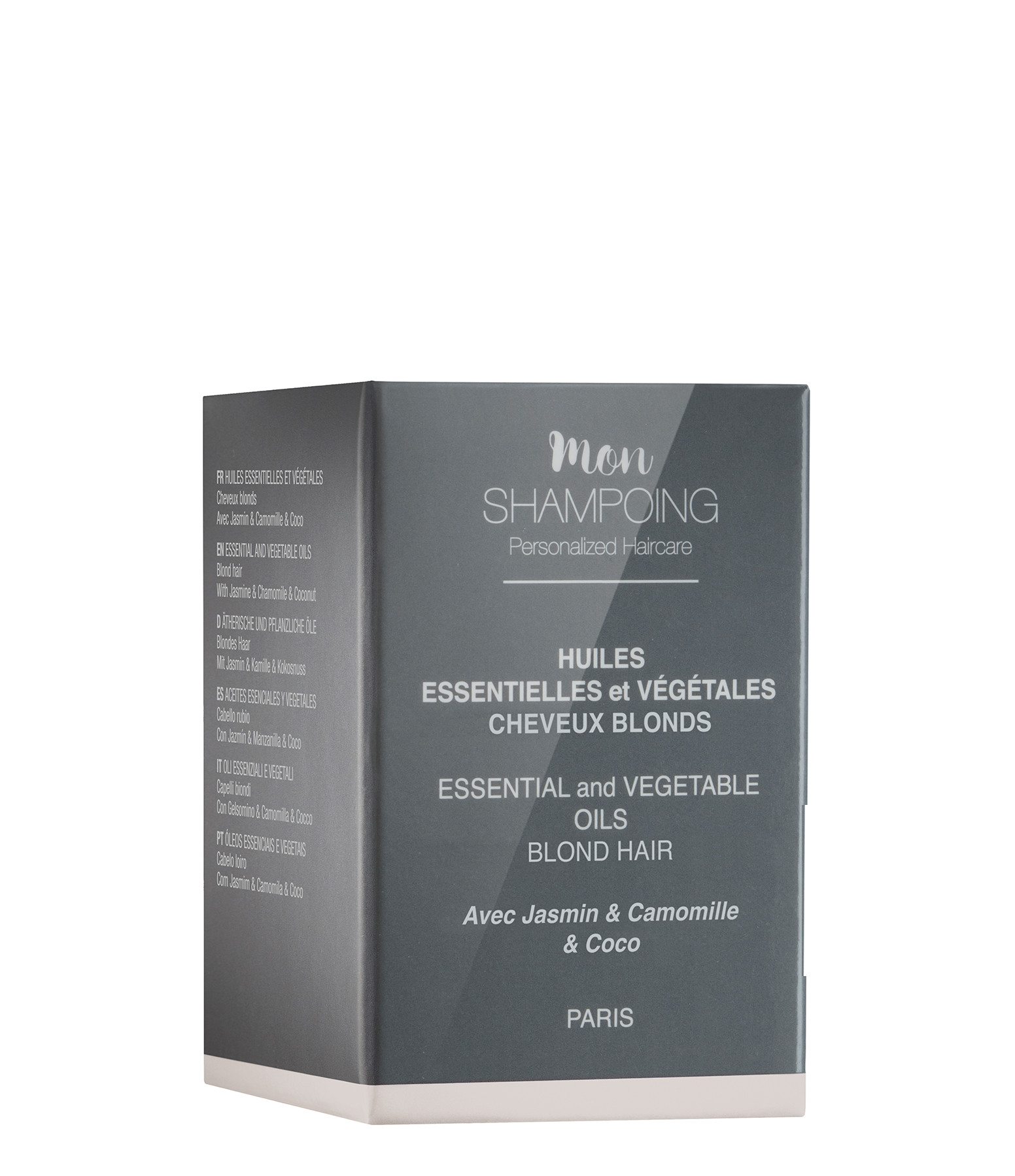 MON SHAMPOING - Booster Huiles Essentielles Cheveux Blonds 5ml