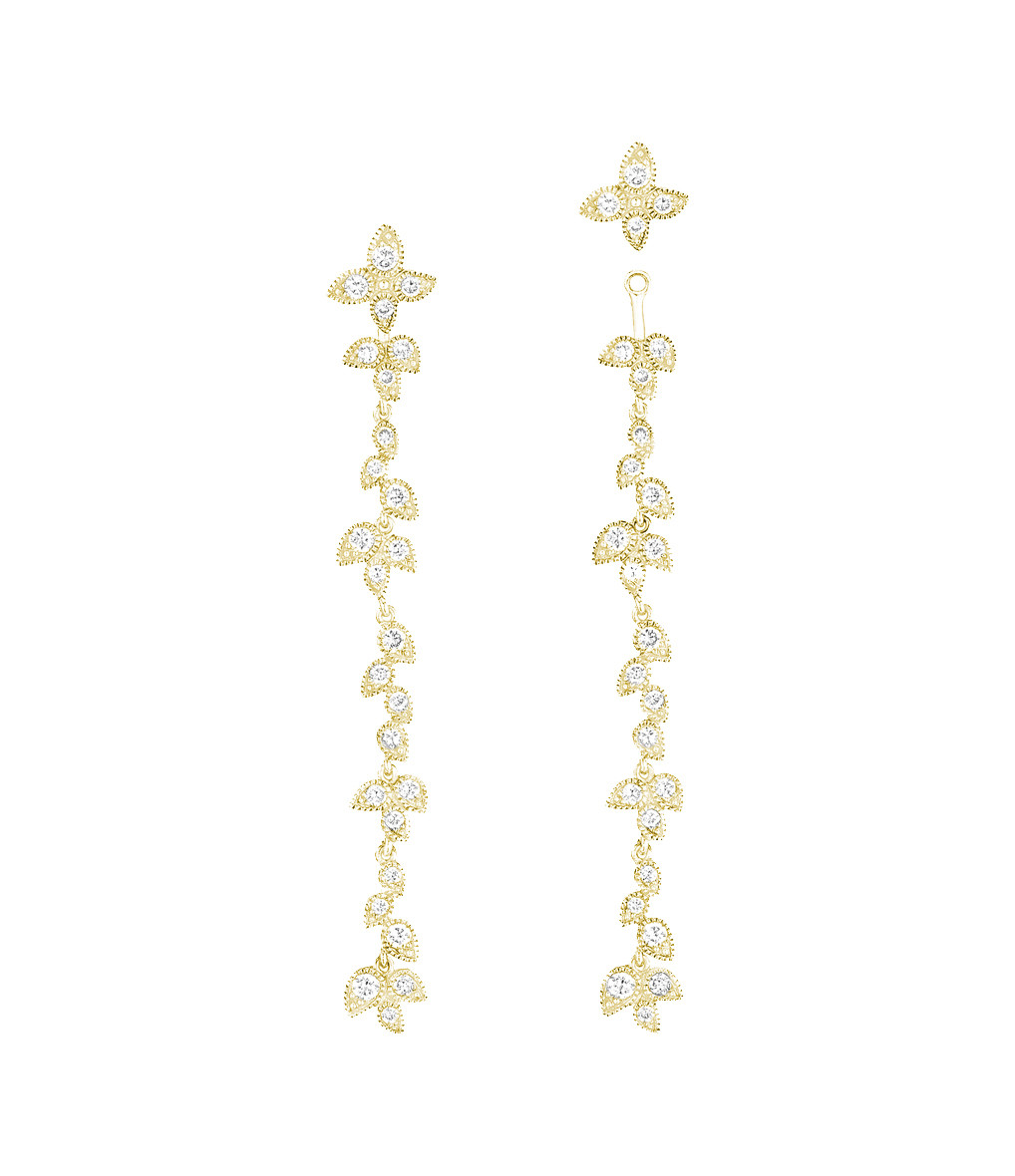 Boucle d'or. Longues Whisper - Stone