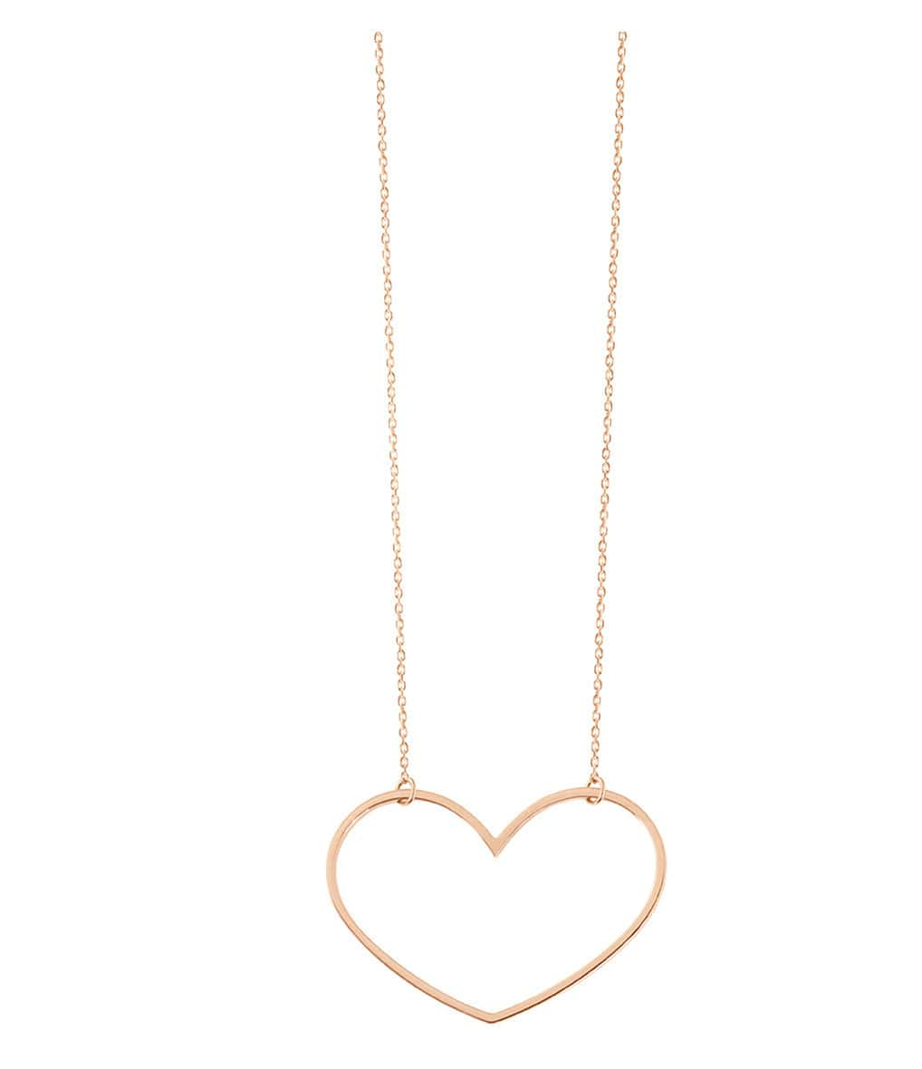 VANRYCKE - Collier Angie Or Rose M