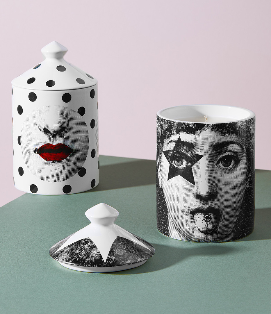 FORNASETTI - Bougie Parfumée 300g Comme Des Forna