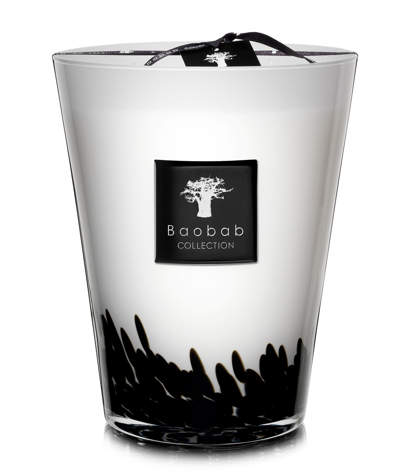 Bougie Feathers Max 24 - BAOBAB