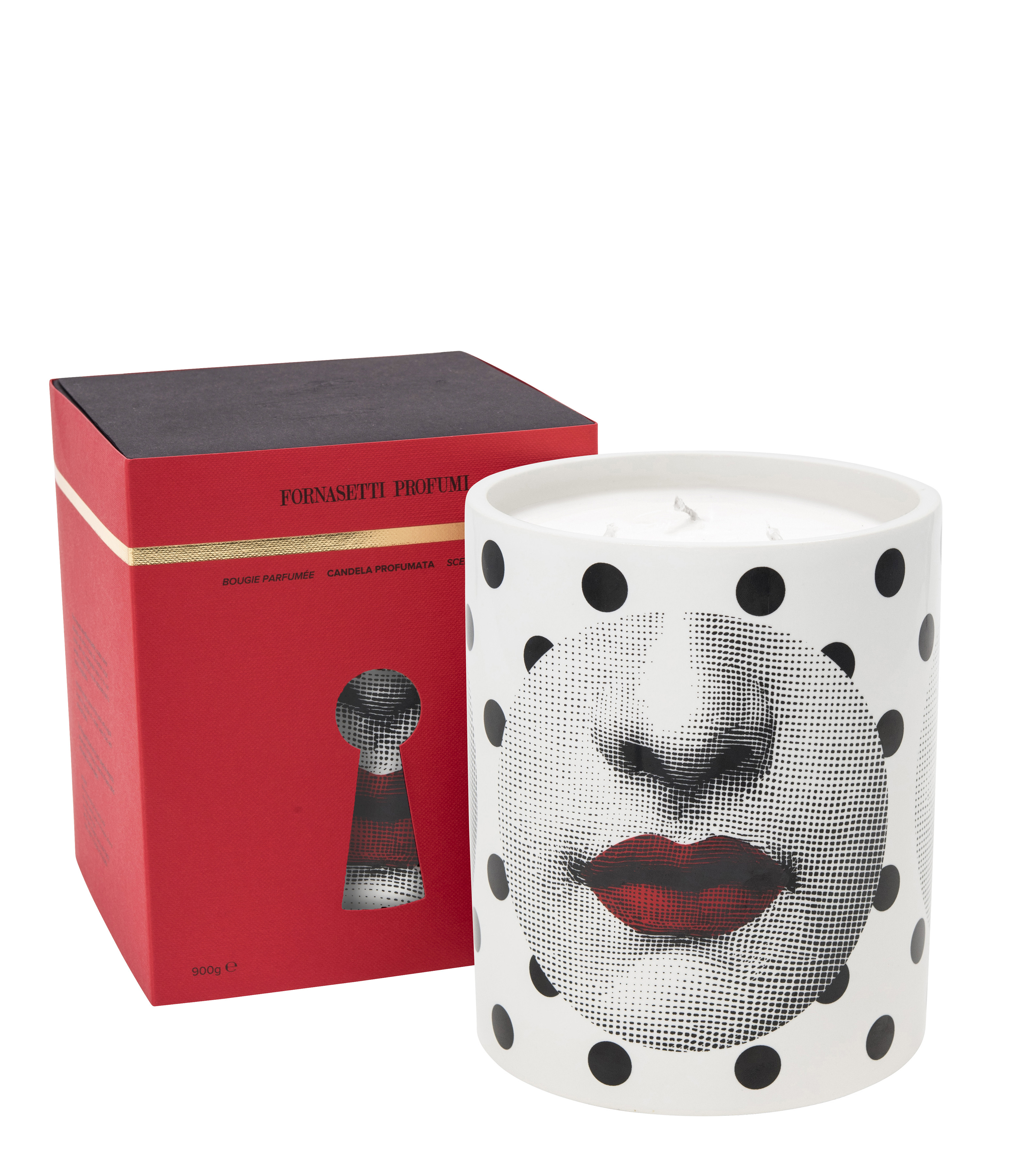 FORNASETTI - Bougie Parfumée 900g Comme Des Forna