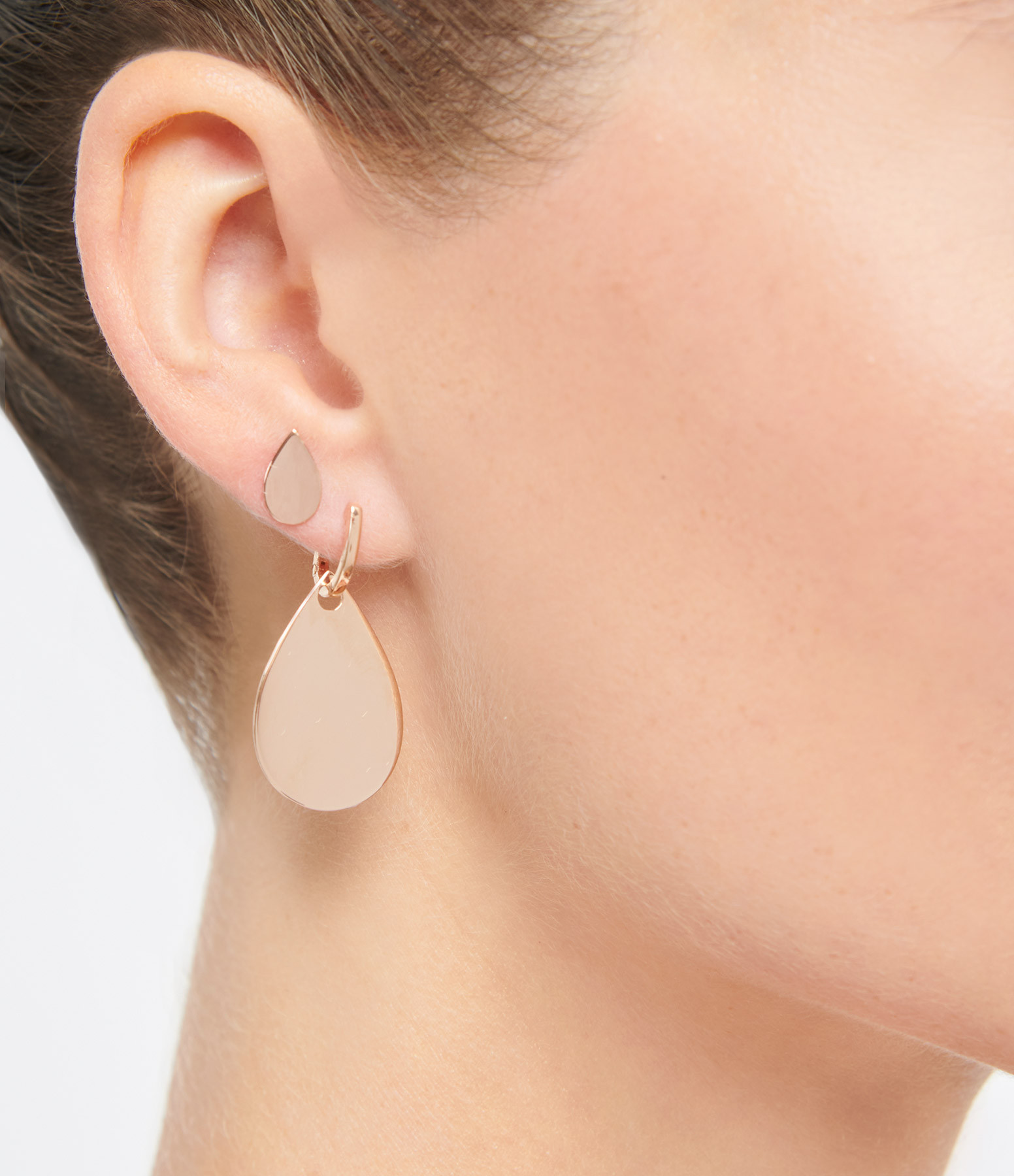 GINETTE NY - Boucles d'oreilles Bliss Or Rose