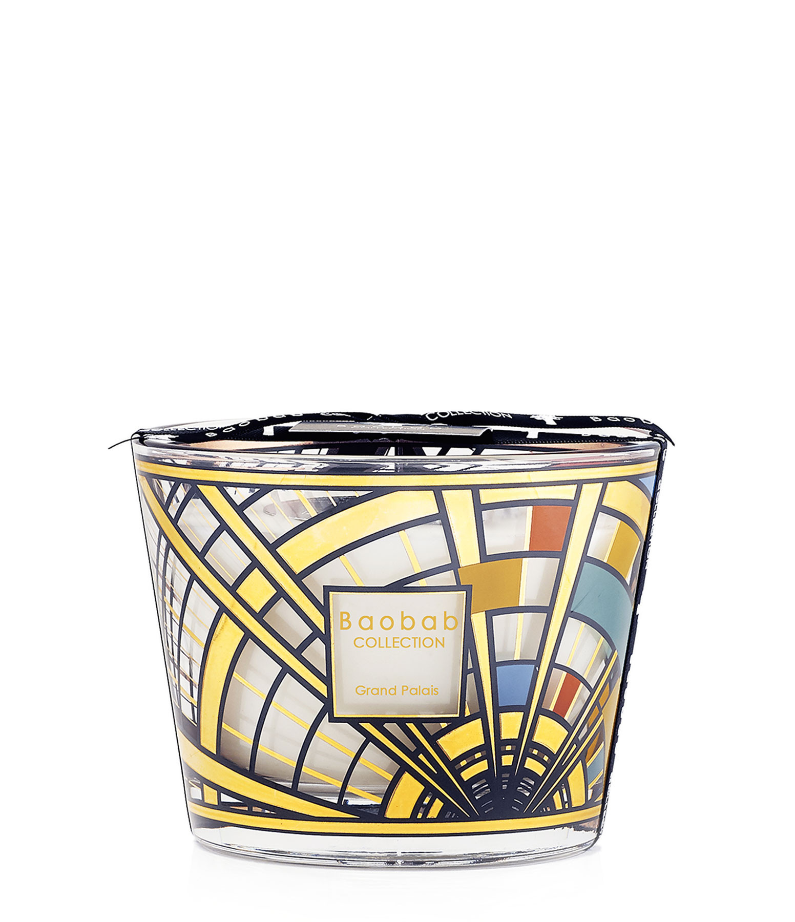 BAOBAB COLLECTION - Bougie Max 10 Cities Grand Palais