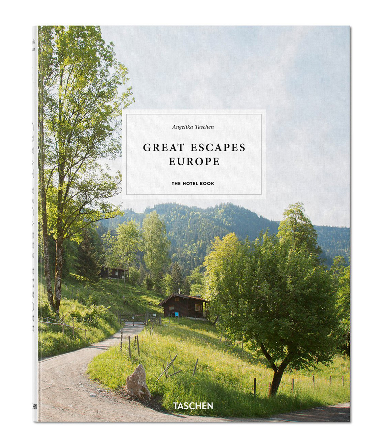 TASCHEN - Livre Great Escapes: Europe, The Hotel Book 2019