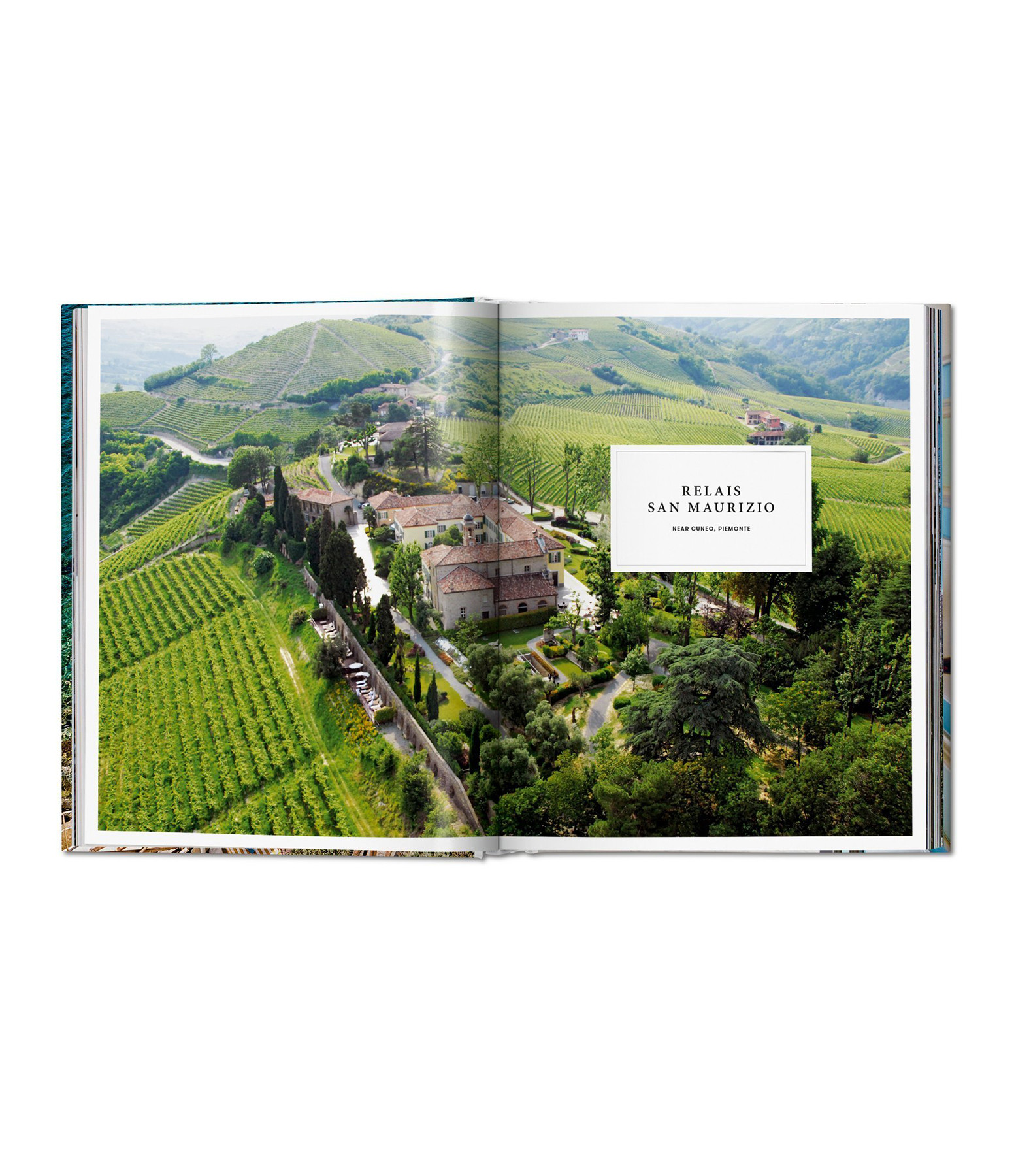 TASCHEN - Livre Great Escapes: Italy, The Hotel Book 2019