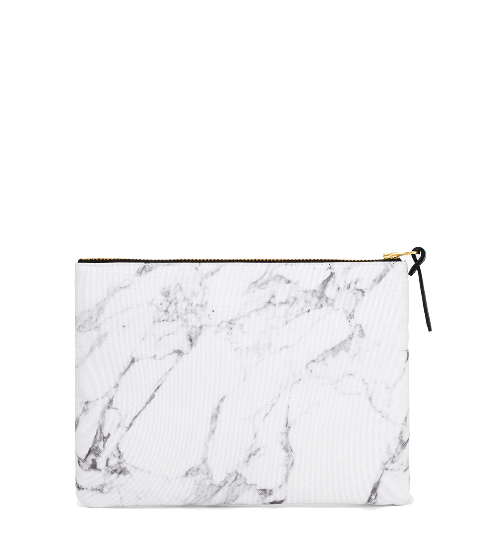 WOUF - Trousse L White Marble