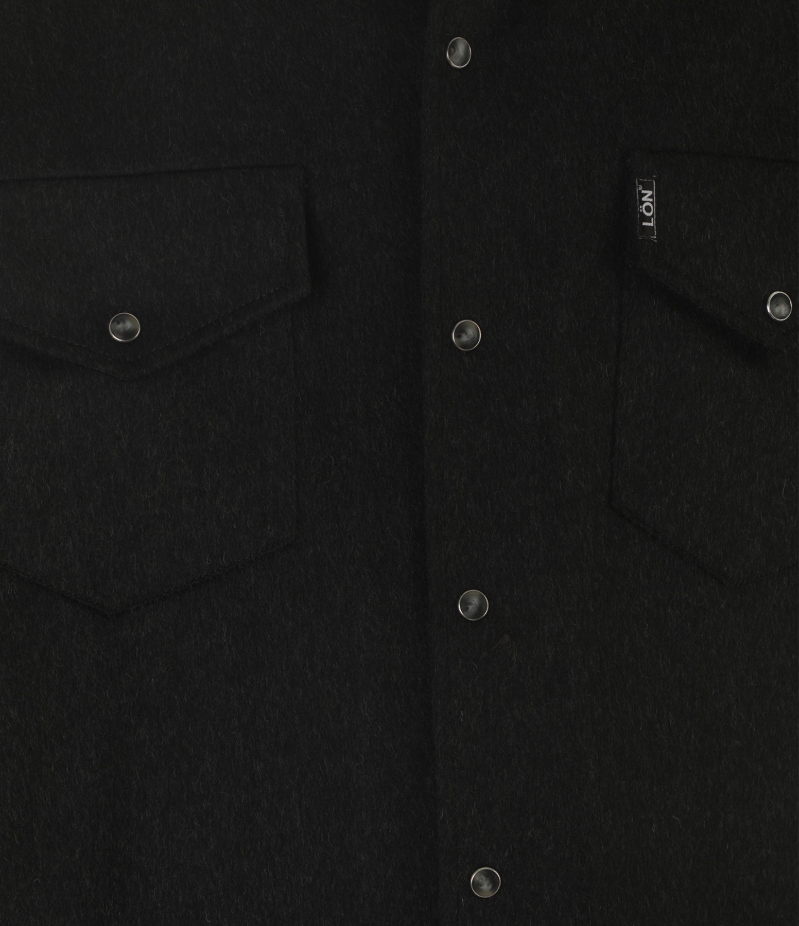 MARGAUX LONNBERG - Chemise Jerry Laine Anthracite