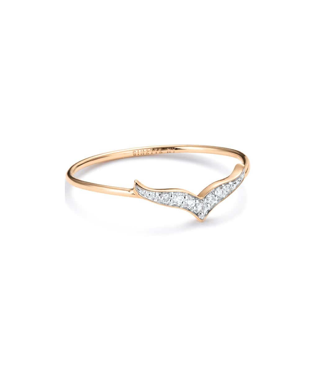 Bague Wise Diamants - GINETTE_NY