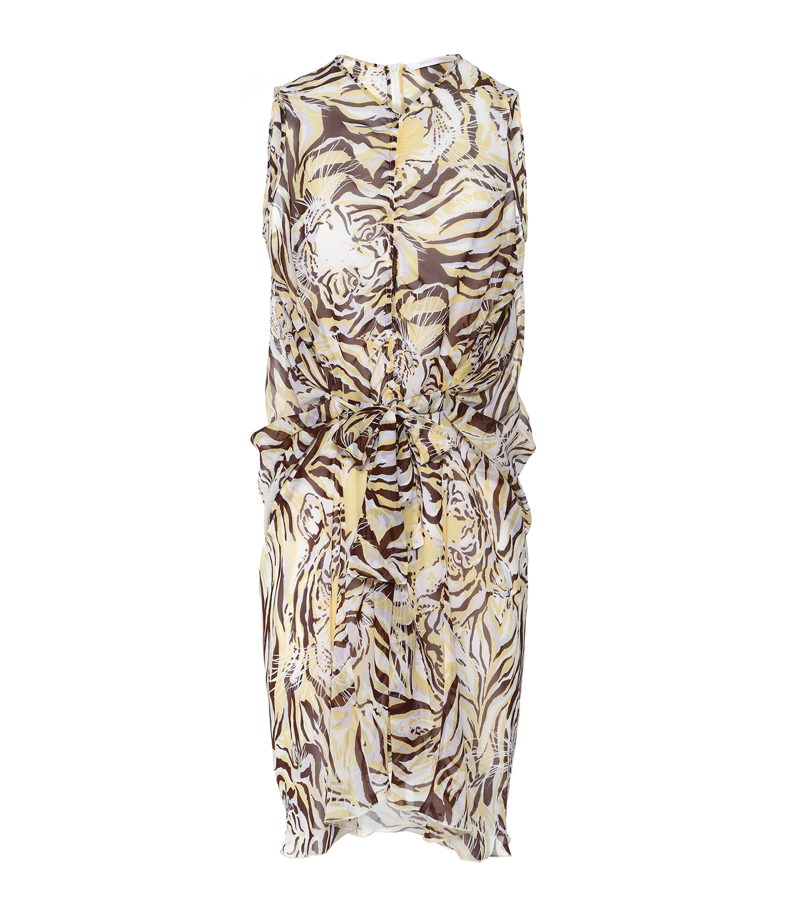 SEE BY CHLOE - Robe Fronces Multicolore