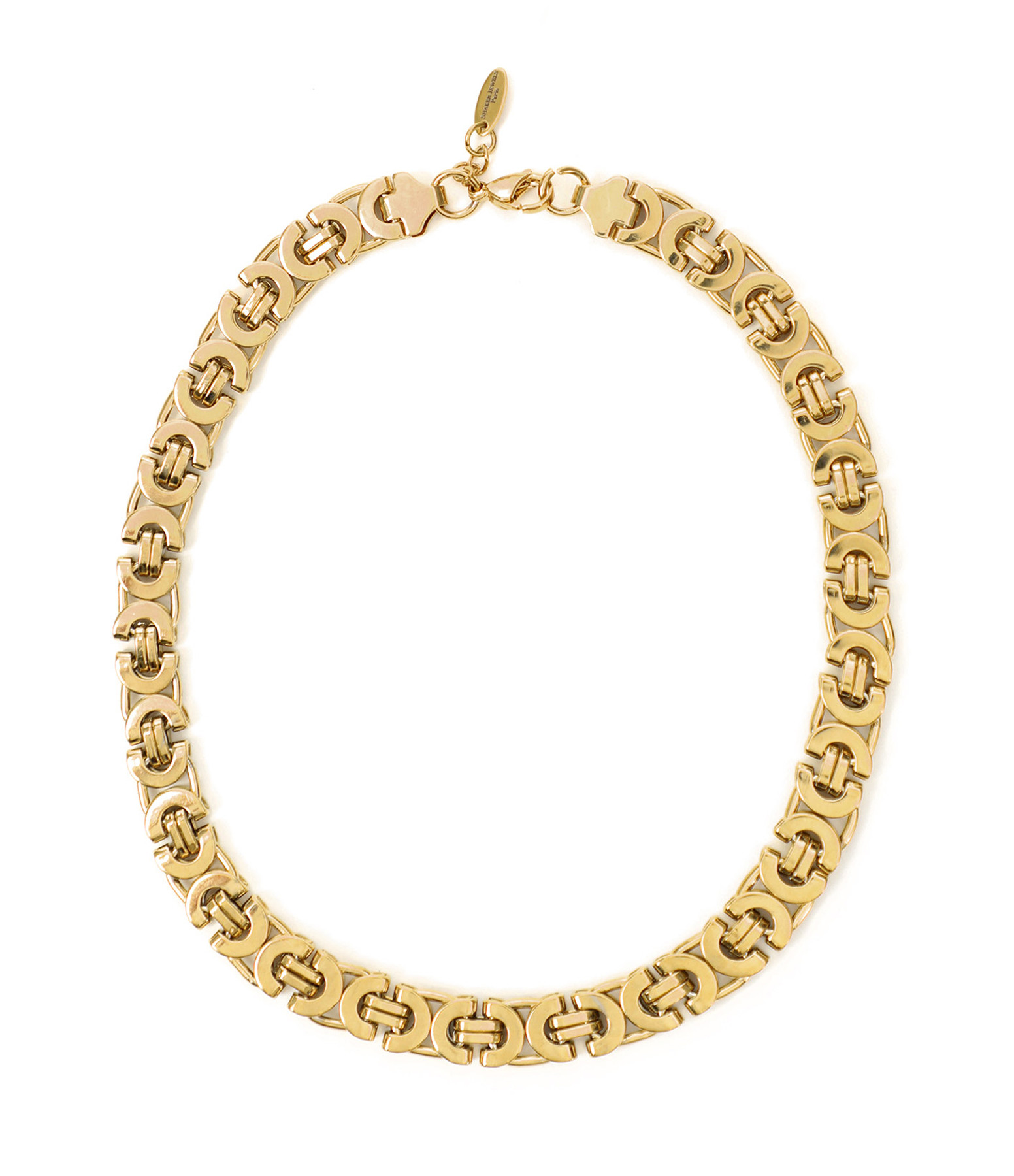 SHAKER JEWELS - Collier Orion Plaqué Or