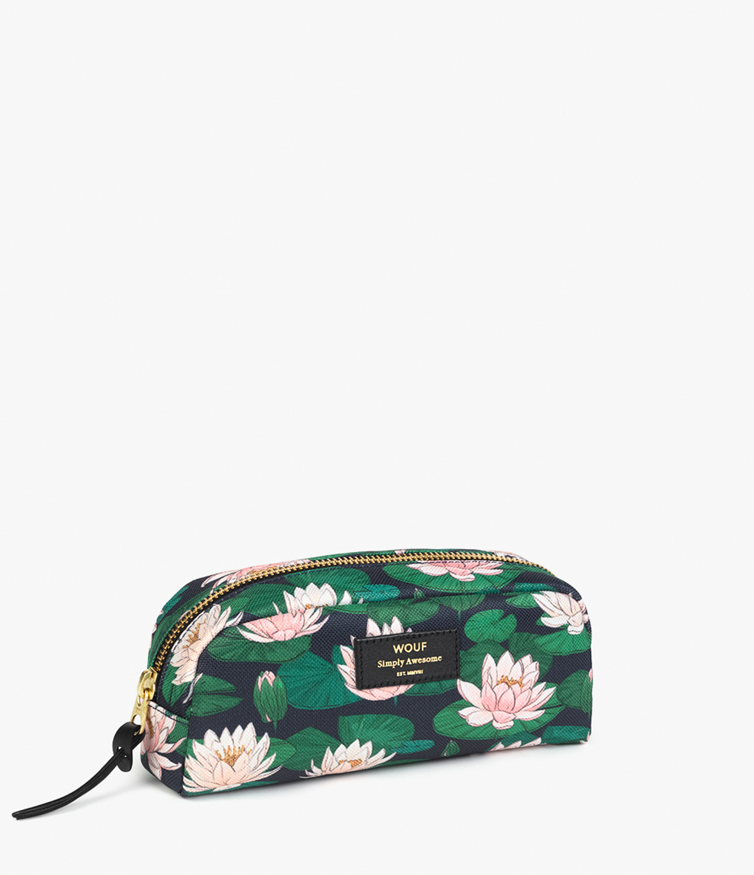 WOUF - Trousse Small Beauty Nénuphares