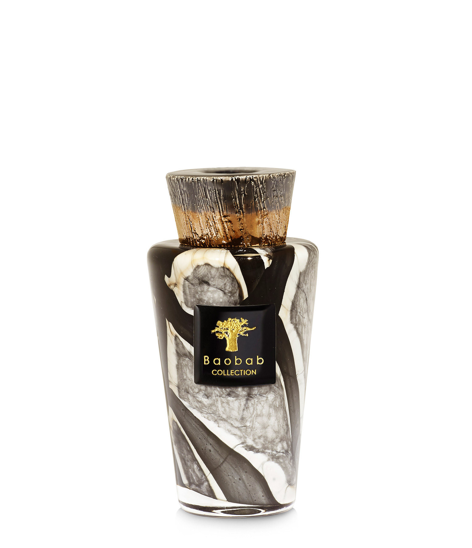 BAOBAB COLLECTION - Totem Mini Diffuseur Stones Marble 250ML