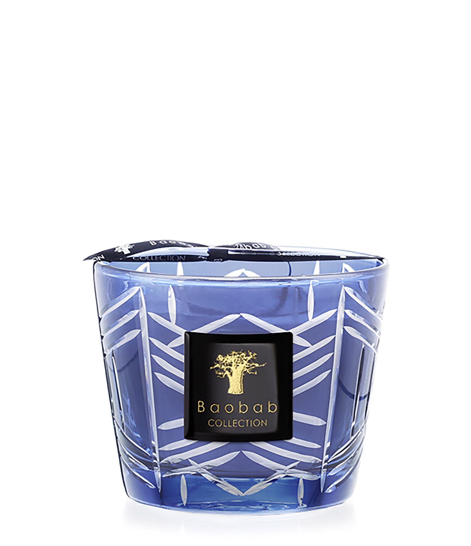 BAOBAB COLLECTION - Bougie Max 10 High Society Swann
