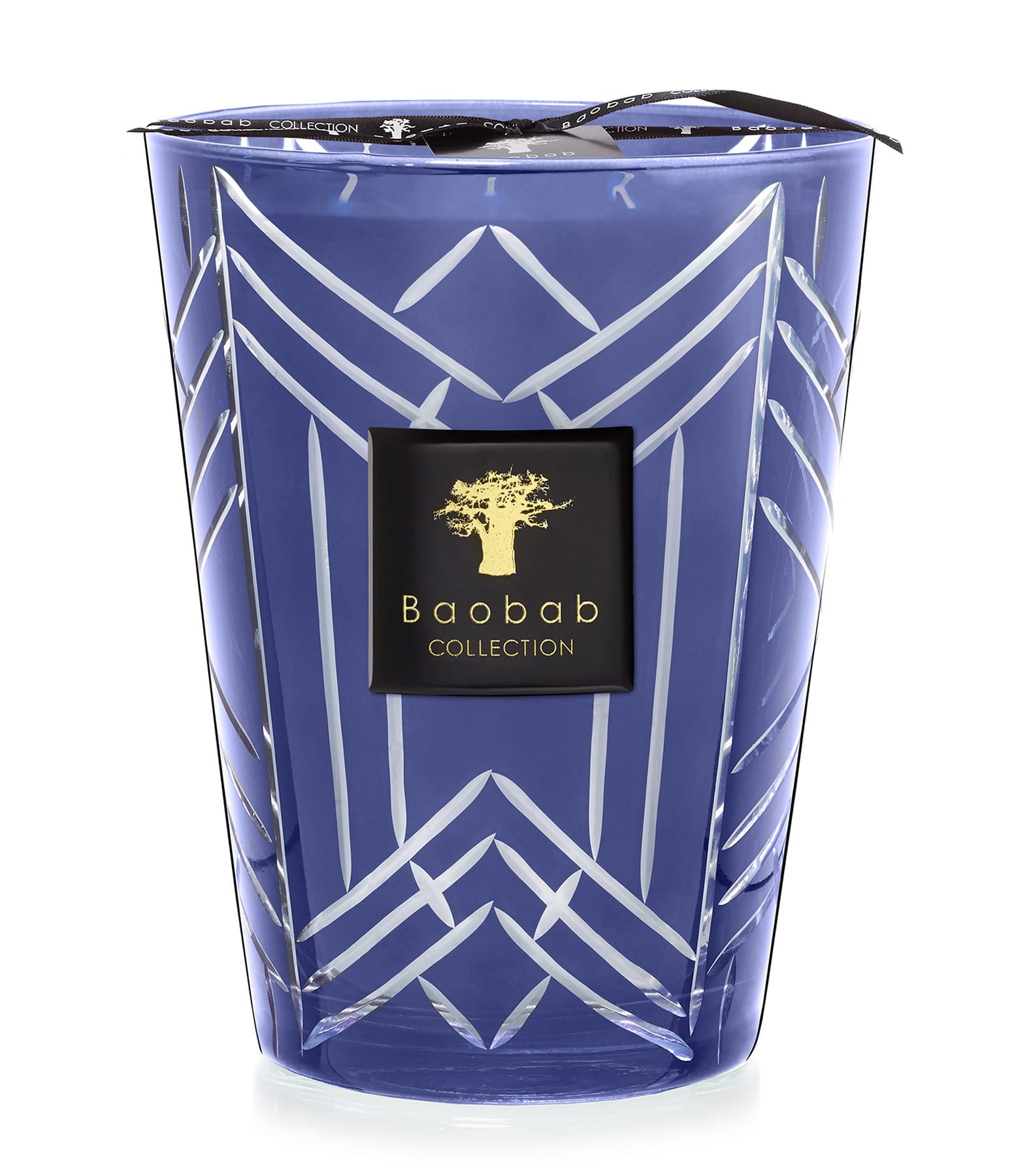 BAOBAB COLLECTION - Bougie Max 24 High Society Swann