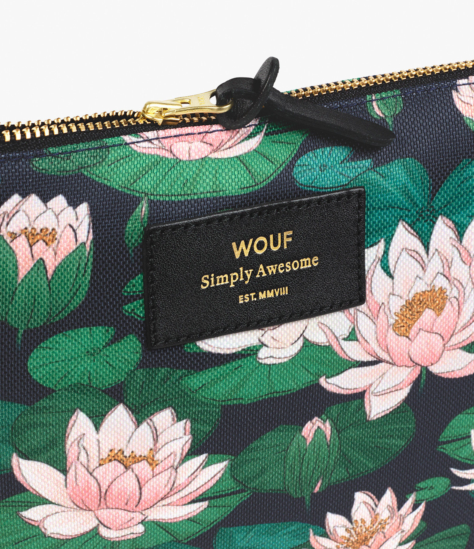 WOUF - Trousse L Nénuphares