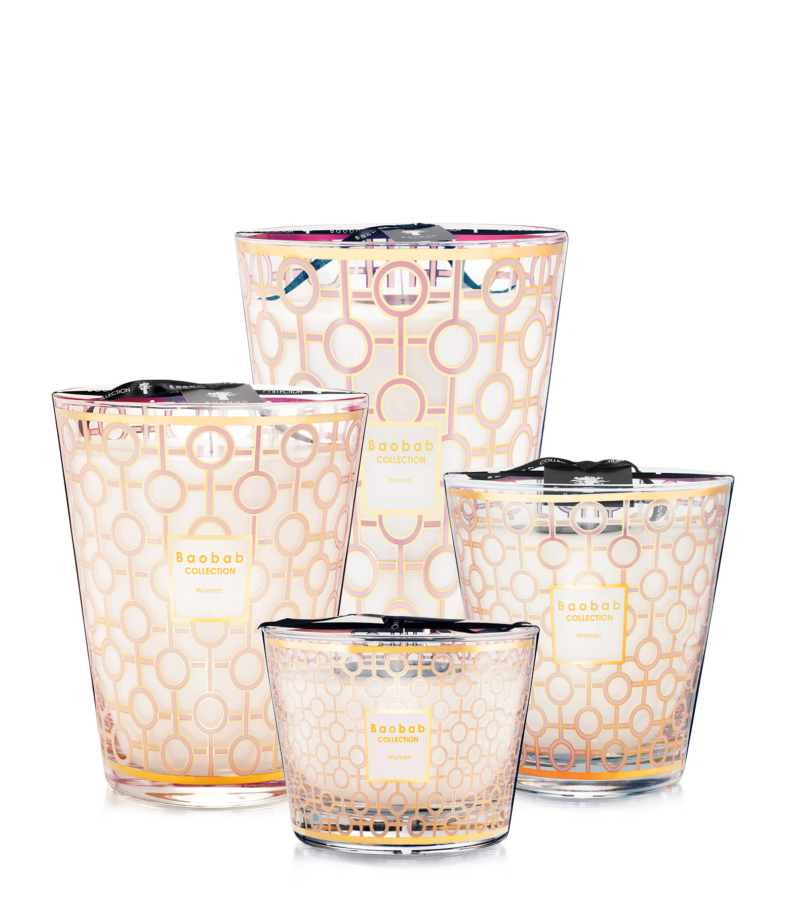 BAOBAB COLLECTION - Bougie Women Max 24