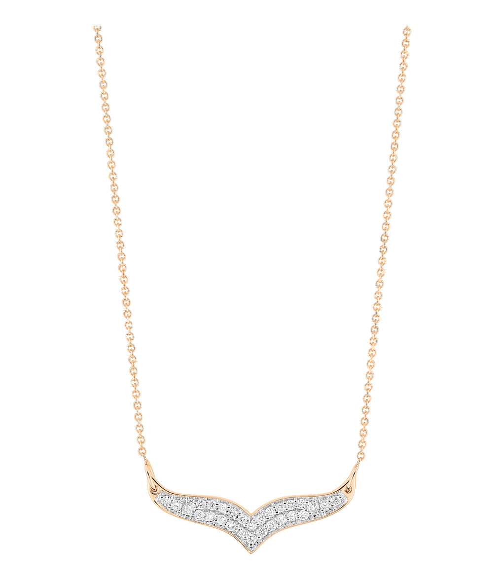 Collier Wise Diamants - GINETTE_NY