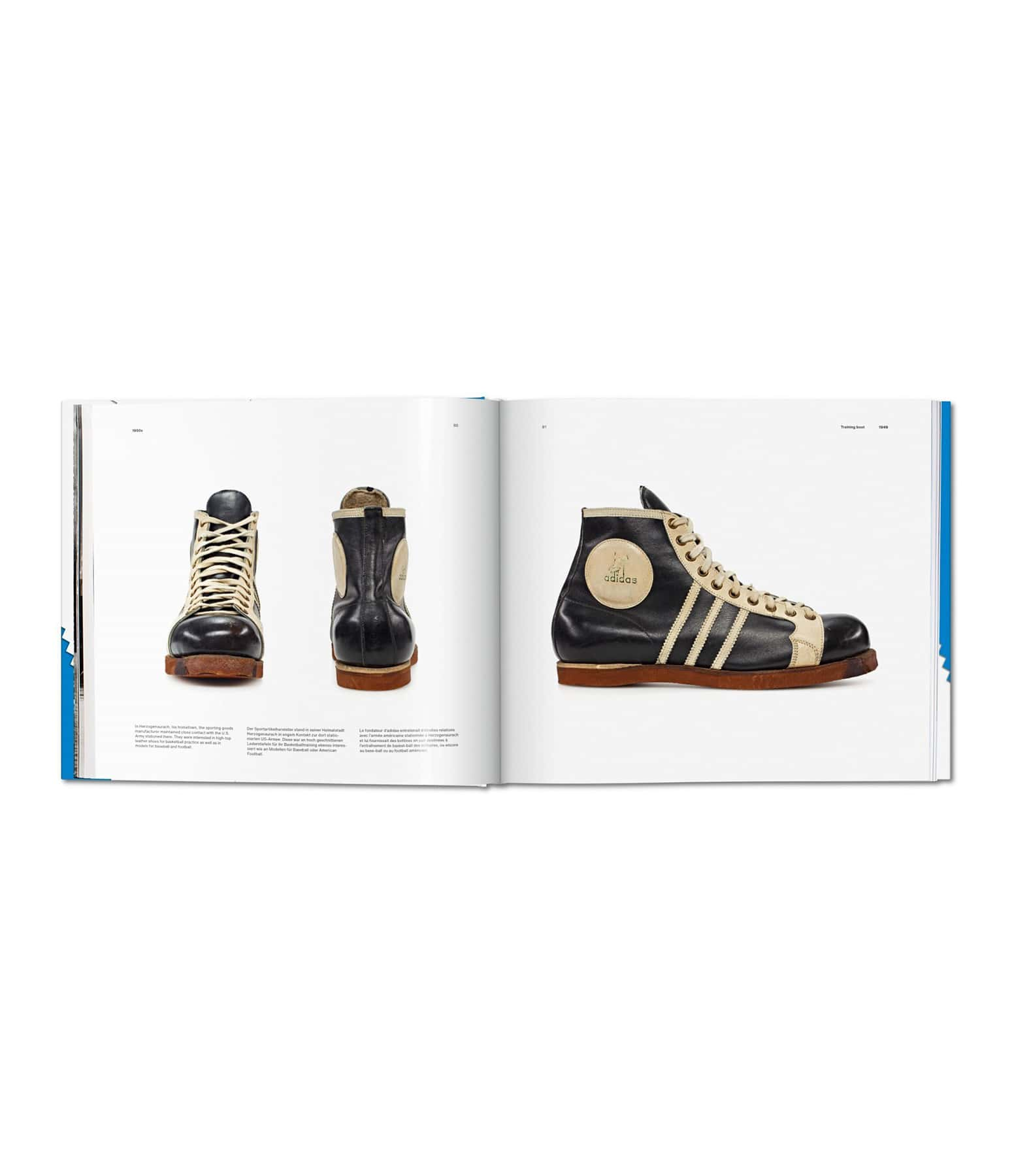 TASCHEN - Livre XL The Adidas Archive,The Footwear Collection