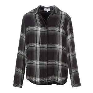 Chemise Clean Front Hipster Vintage Ivy Plaid