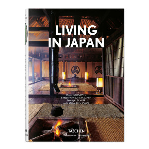 Livre Living in Japan, 40th Anniversary Edition