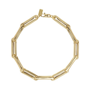 Collier Extra Large 14 Carats Or Jaune