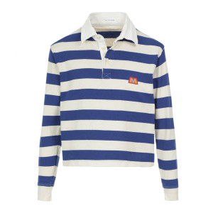 Tee-shirt The L/S Boxy Coton Game On