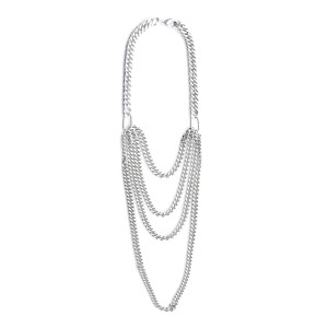 Collier Grenelle Argent