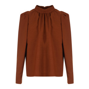 Blouse Syl Colombia Caramel