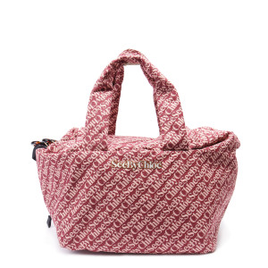 Tote Bag Tilly Dusty Red