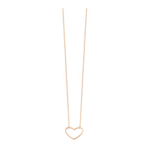 Collier Angie PM Or Rose