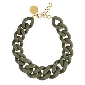 Collier Great Olive