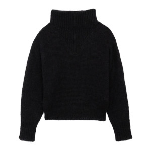 Pull Jude Mohair Charbon