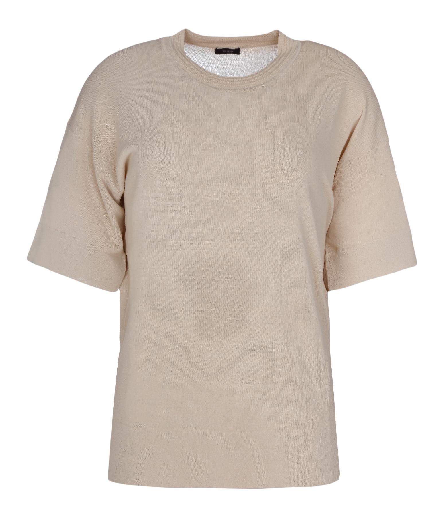 Tee-shirt Fine Stretch Sand