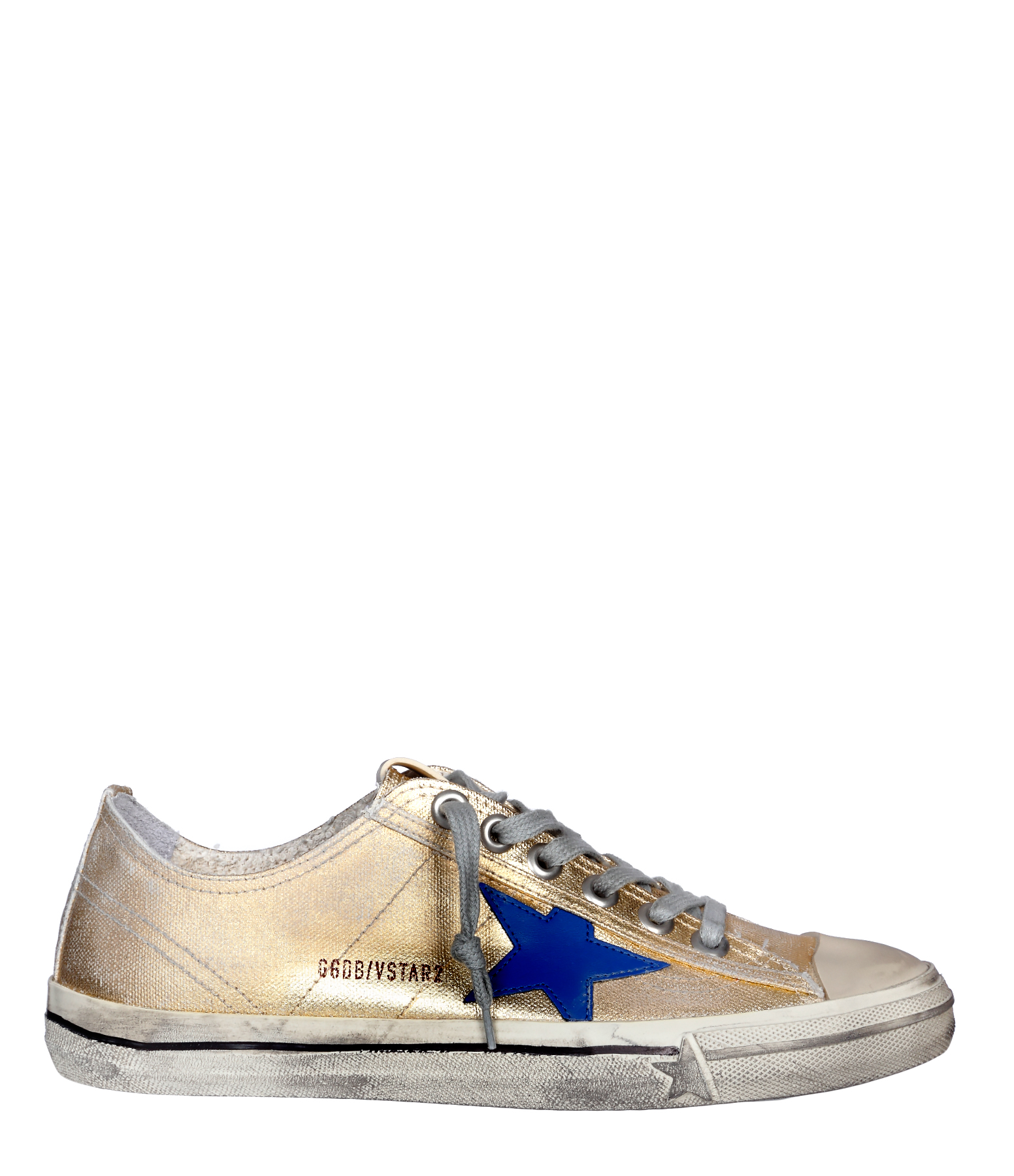 Sneakers V-Star 2 Coton Gold Canvas