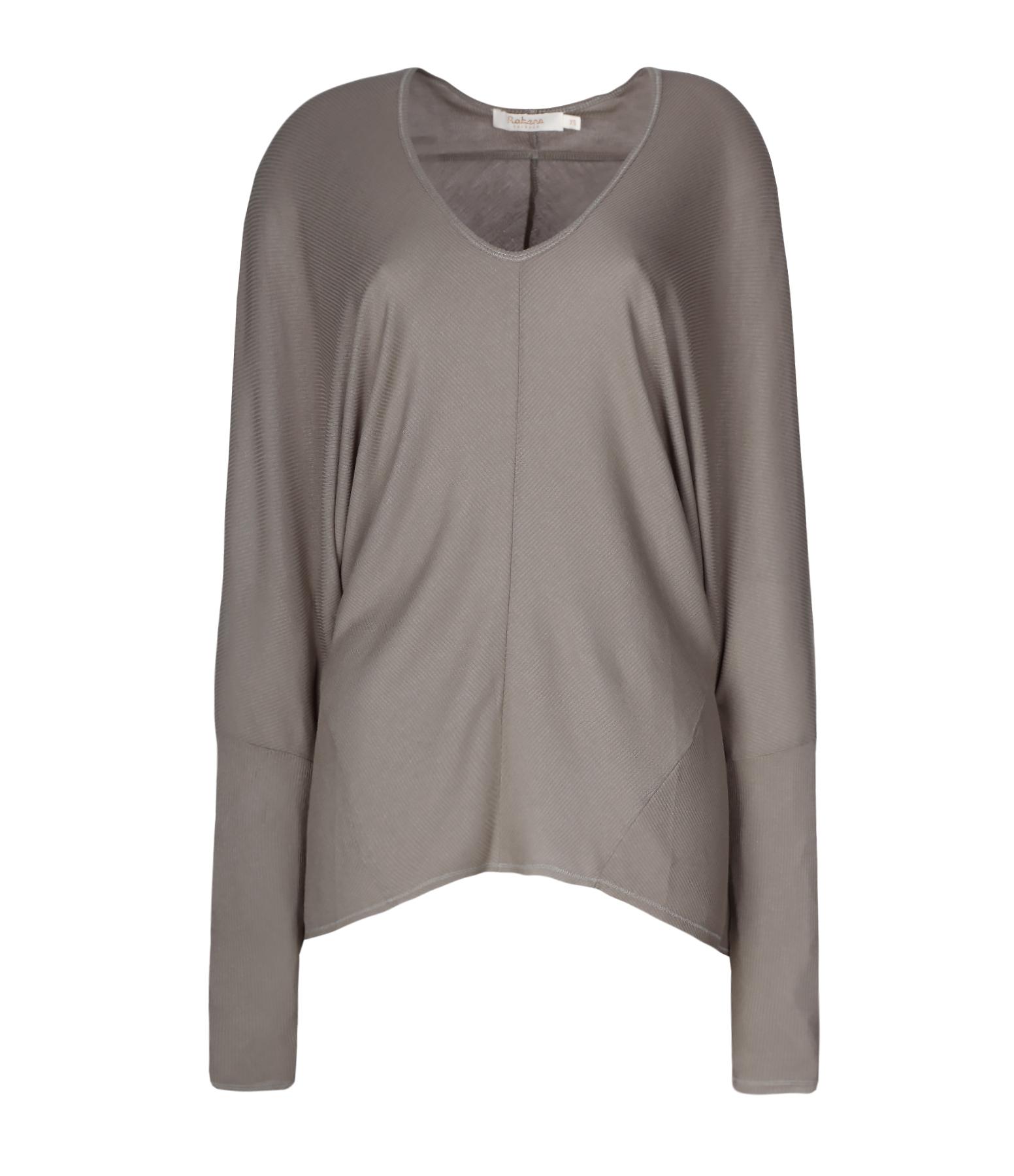 Tee-shirt ML Ebony Brindle Grey Kaki