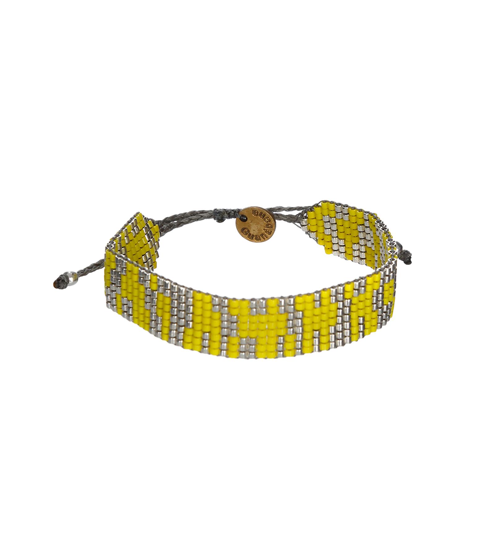 Bracelet Miyuki Tahiti Jaune