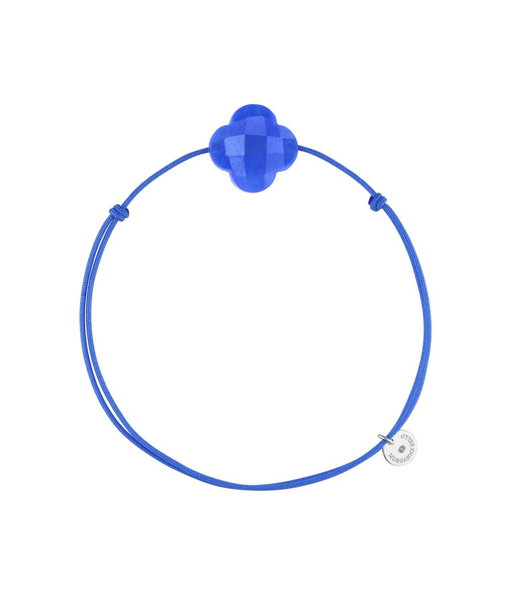 Bracelet Cordon Friandise Summer Trèfle