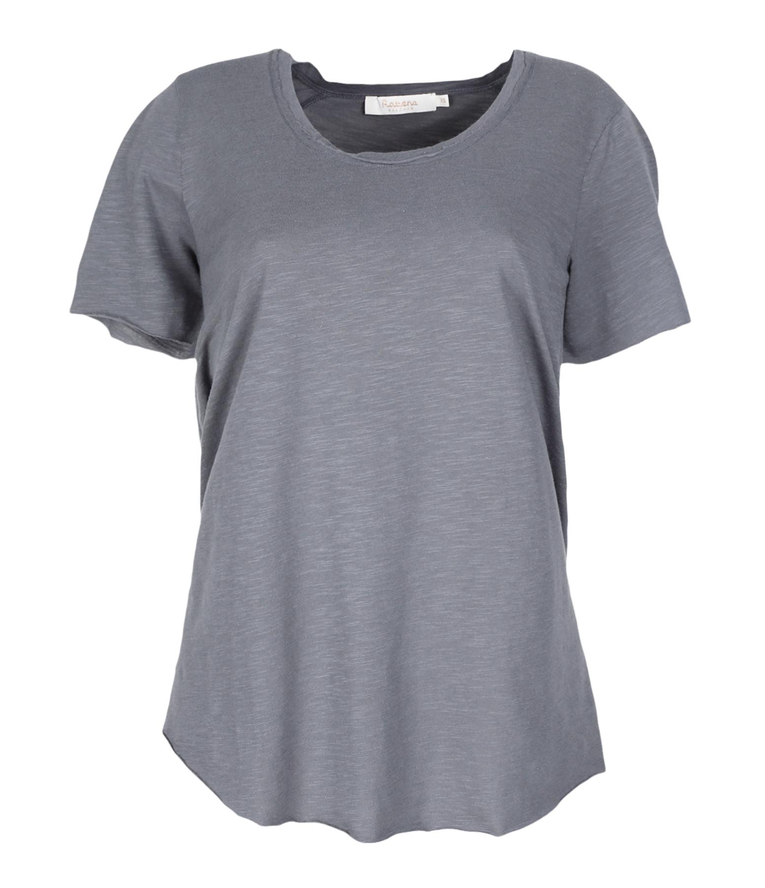 Tee-shirt Vega Coton Gris