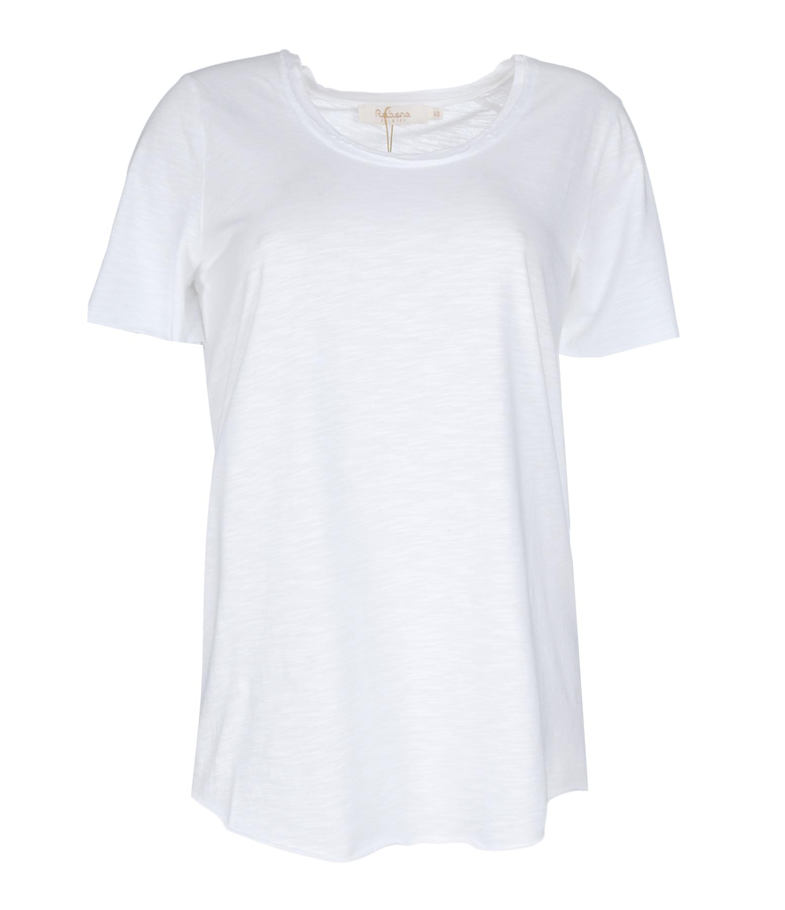 Tee-shirt Vega Coton Blanc
