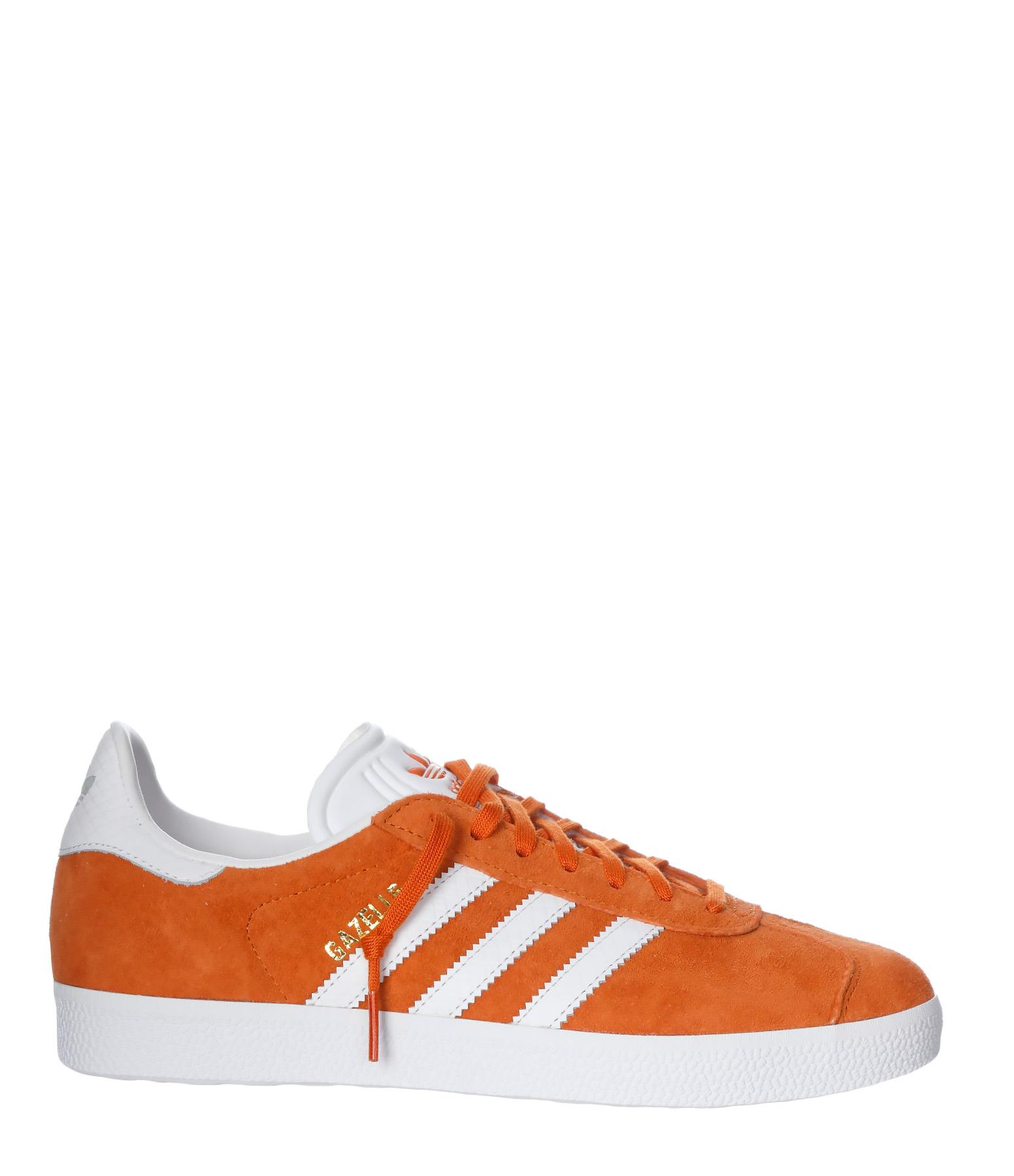 Baskets Gazelle Tactile Orange