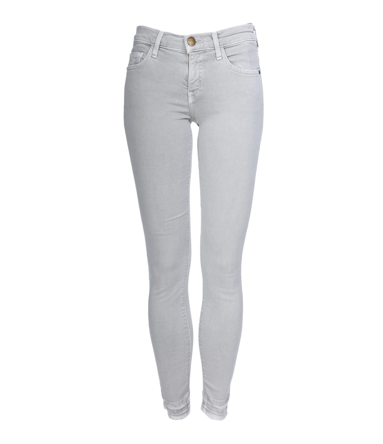 Jean The Stiletto Light Grey