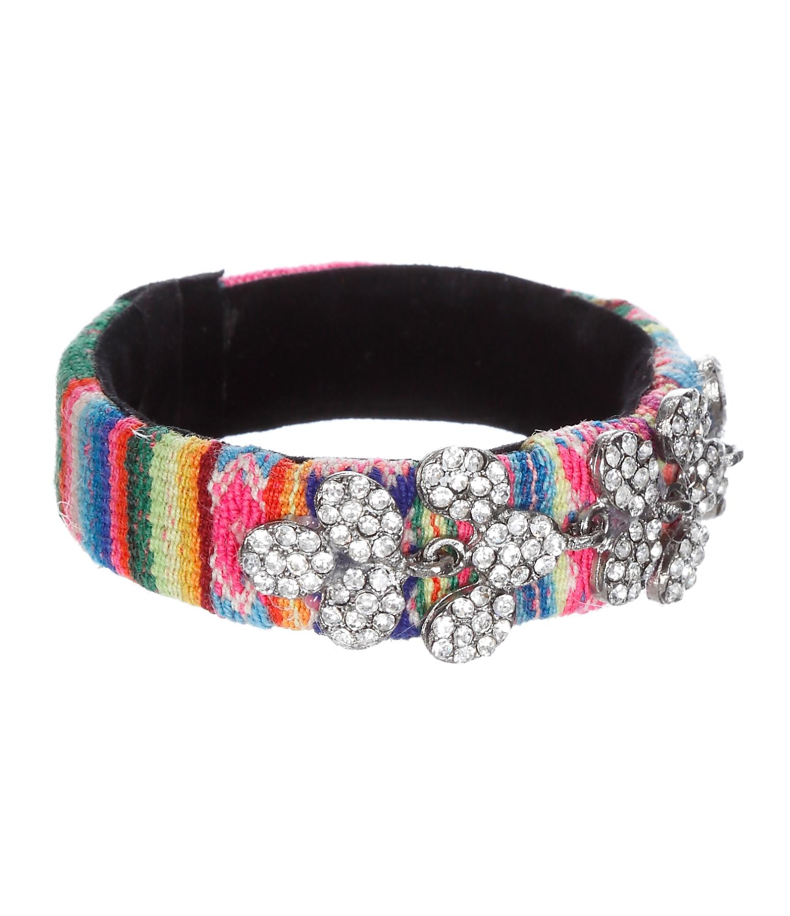 Bracelet Peruvien Braid Diamant