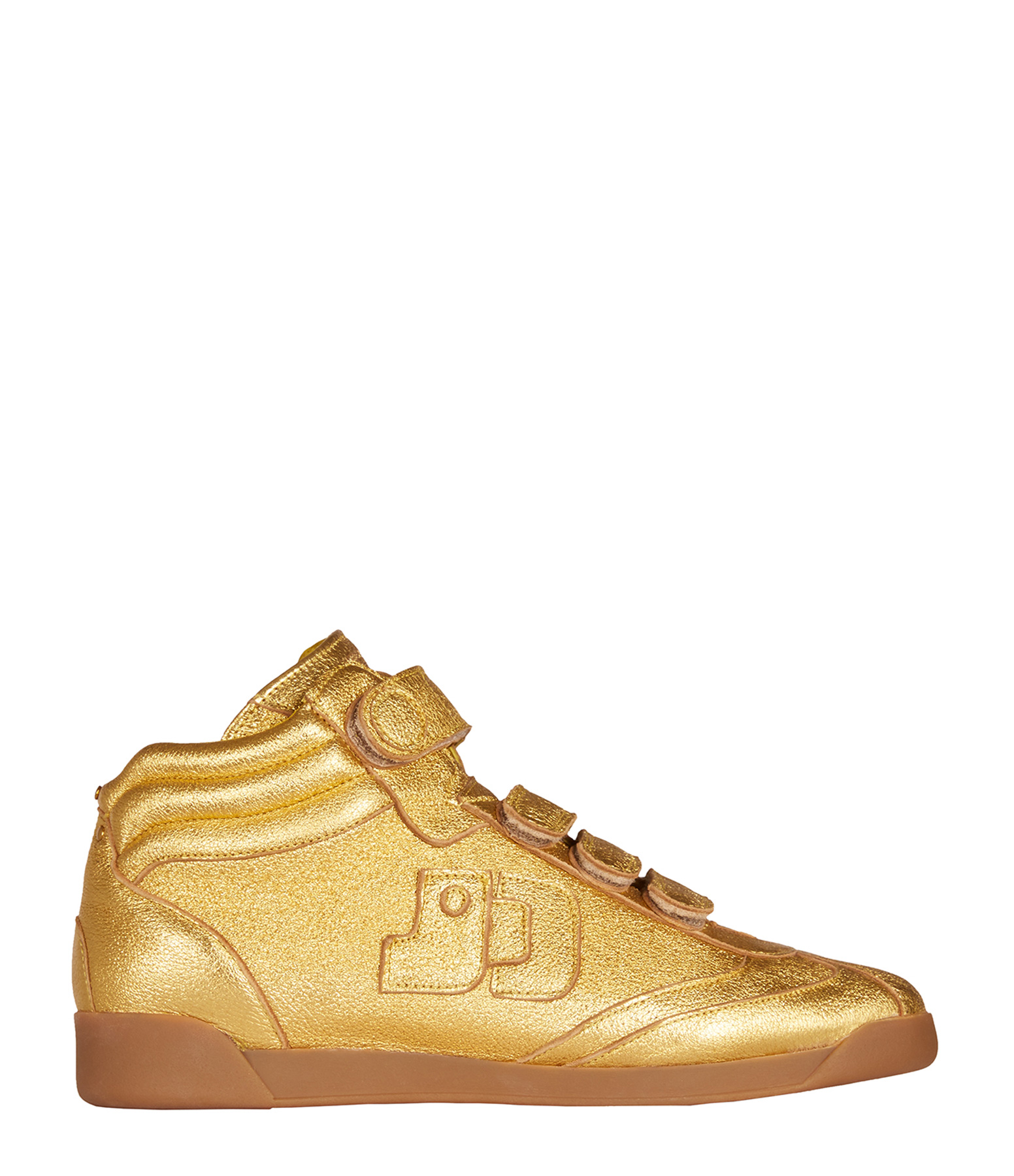 Baskets Davina Agneau Gold Mat
