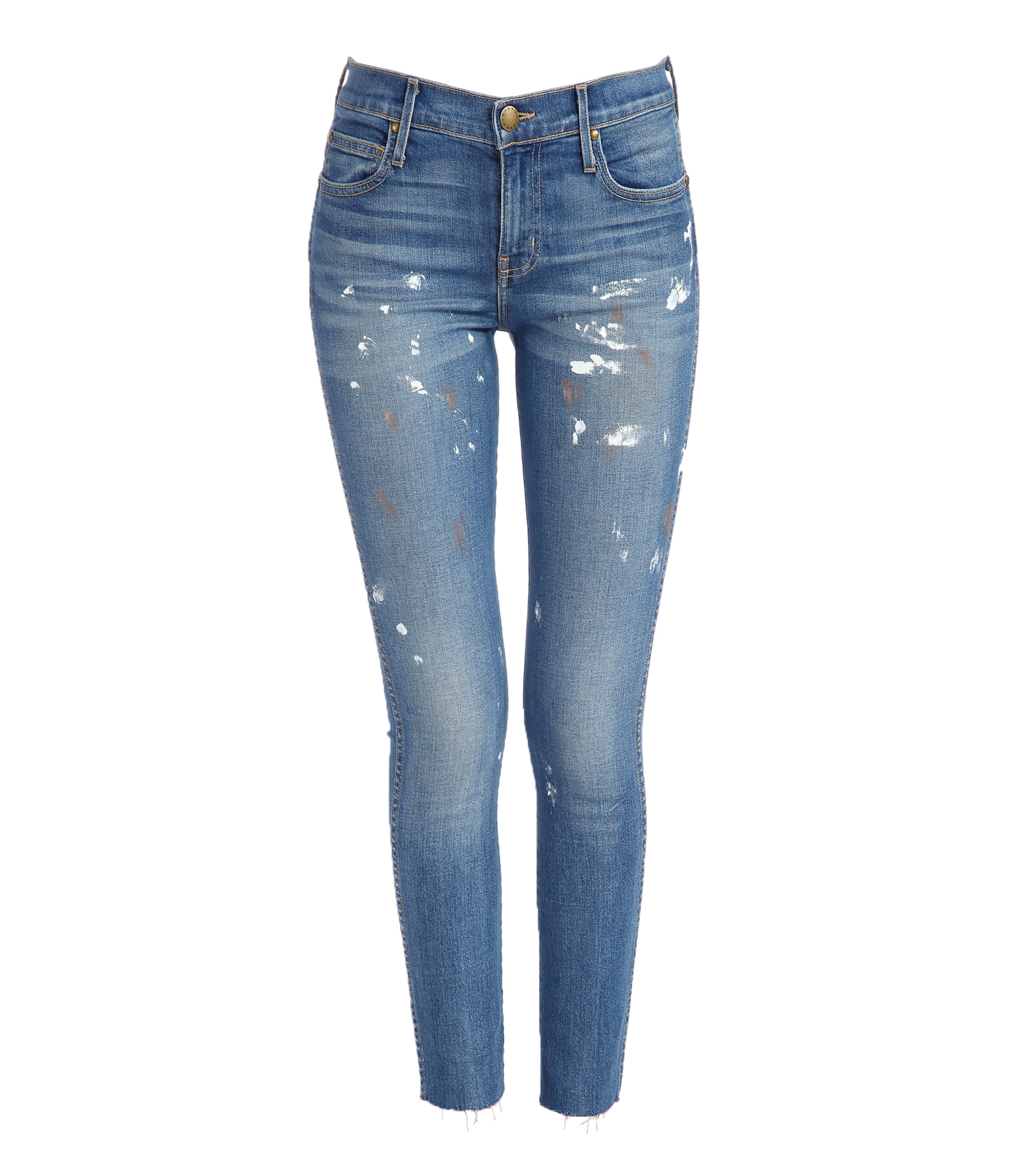 Jean The Almost Skinny Alpine Wash
